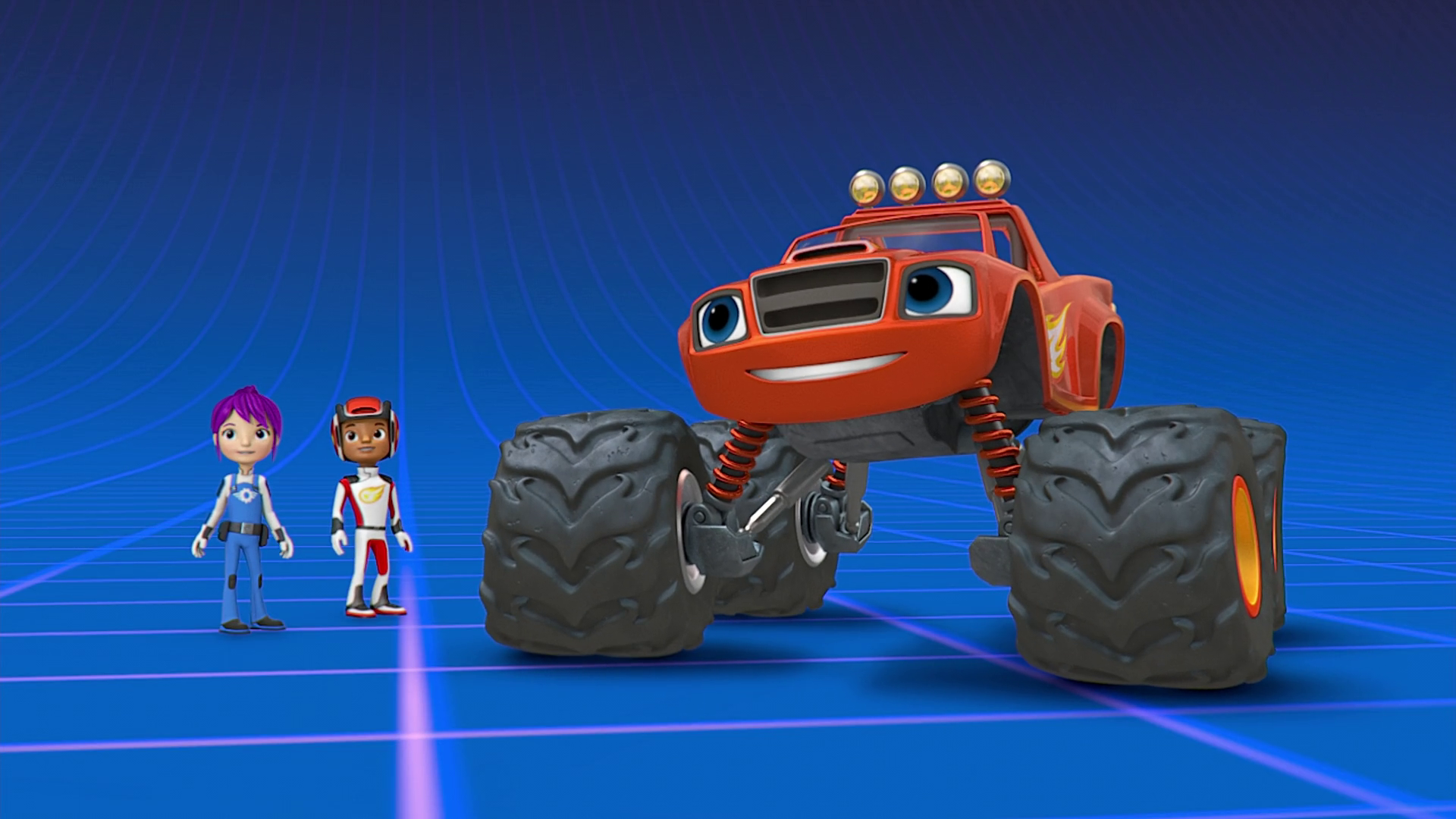 Robot Power Gallery Blaze And The Monster Machines Wiki Fandom Powered By Wikia
