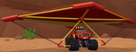 S1E18 Blaze hang glider ID