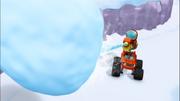 S2E6 Blaze blasts the last snowball