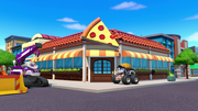 S4E13 Pizza restaurant finished