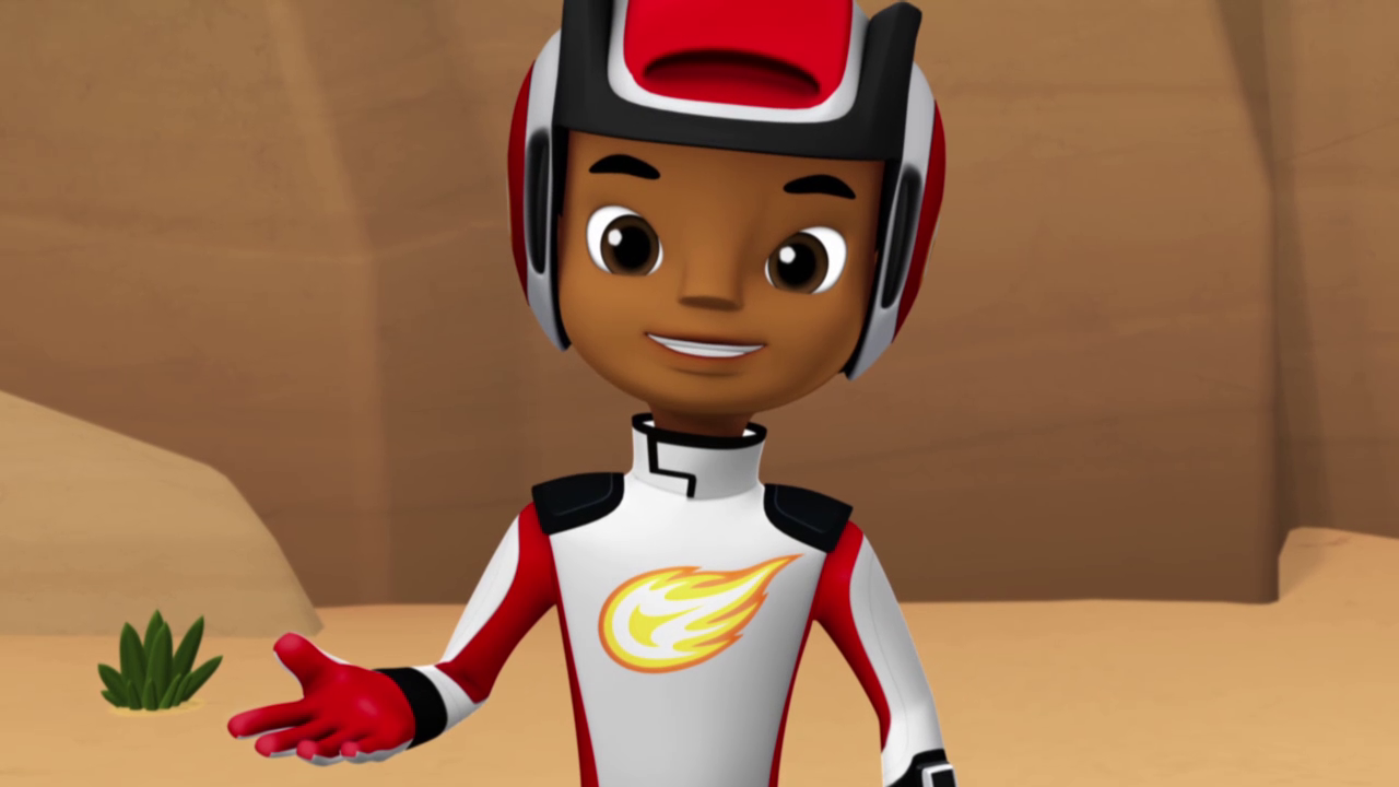 AJ/Trivia | Blaze and the Monster Machines Wiki | FANDOM ...