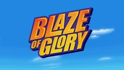Blaze of Glory title card