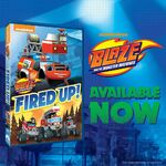 Fired Up! DVD available now ad