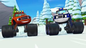 """S1E7 Blaze and Darington """"Increase our speed"""""""