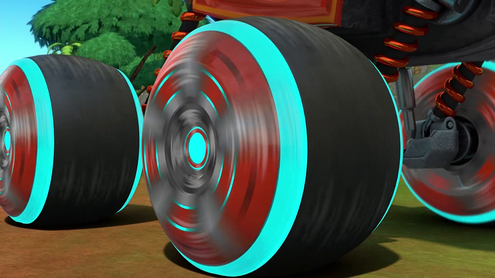 Power Tires Trivia Blaze And The Monster Machines Wiki