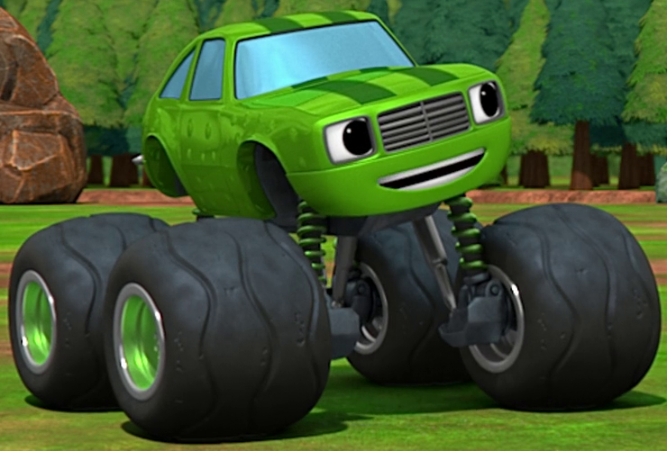pickle blaze and the monster machines wiki fandom powered by wikia