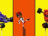 Ninja Blaze/Gallery