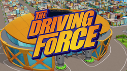 The Driving Force title card