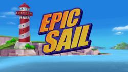 Epic Sail title card