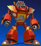 S4E3 Blaze robot ID