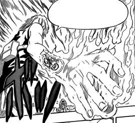 Fire Mysticker Blazer