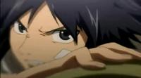 Closeup wajah daichi-pembukaan