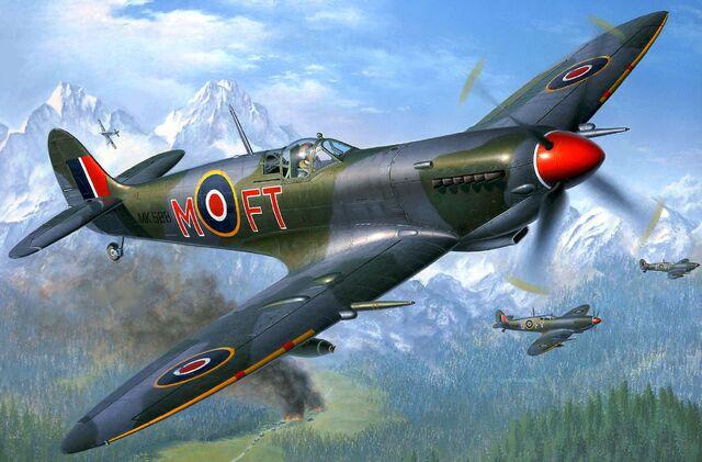 File:Supremarine Spitfire.jpg
