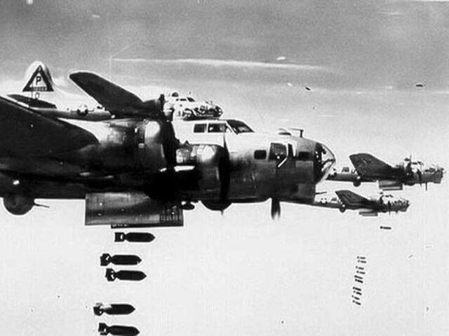 File:B-17s Dropping Bombs.jpg