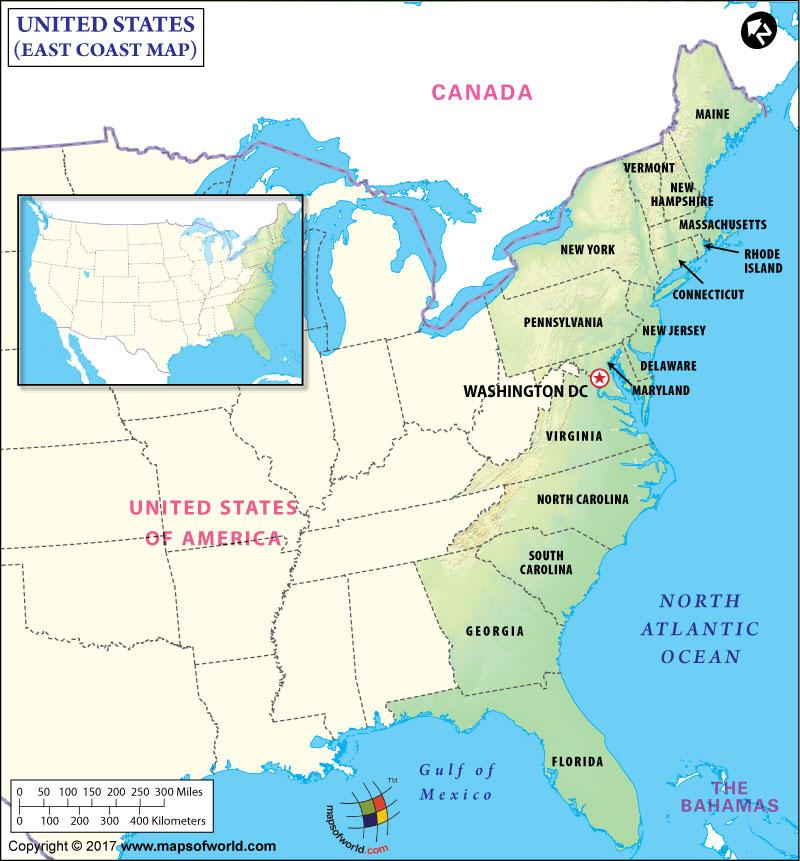 Usa Map East Coast East Coast Sector   Bleach a lá Fleur Wiki   Fandom