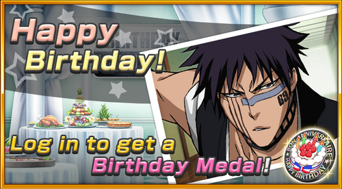 Characters Birthdays | BLEACH Brave Souls Wikia | FANDOM