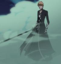Ichigo arrives