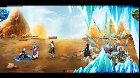 HMA SWP Battle Preview Shin Toshiro Hitsugaya