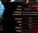 Grimmjow Jaegerjaquez