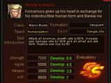 Human Komamura