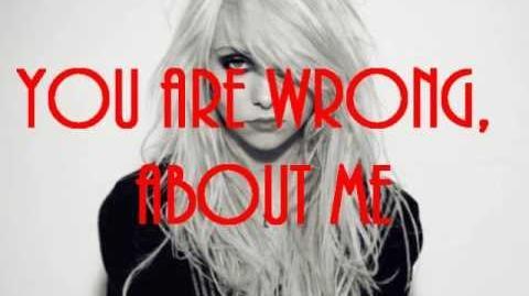 The Pretty Reckless - Hit Me Like A Man (Lyrics)