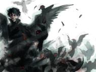 Crow by amidarosa