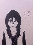 Rukia-Sketch
