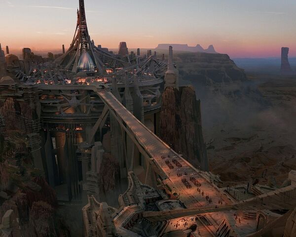 Image result for spire bridge fantasy