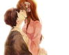 Anime-Love-Couple-Kissing-Wallpaper