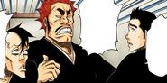 180Goteitaishi and comrade threaten