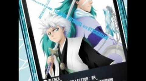 Bleach Breathless Collection - Hitsugaya & Hyorinmaru - Talk Session