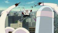Yamamoto tears off Wonderweiss' arms