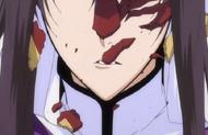263Senbonzakura's mask crumbles
