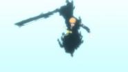 Ichigo attacking Tsukishima from behind
