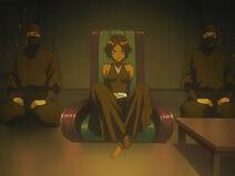 Mantan Komandan Korps Yoruichi