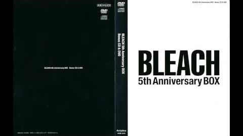 Bleach 5th Anniversary Box CD 1 - Track 12 - BL 16 (Destiny Awaits - Other Version)
