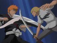 SA - Hirako ataca por sorpresa a Ichigo