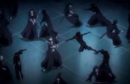 Koga's revolt in Seireitei