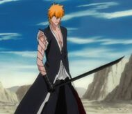 Ichigo Post Dangai