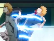 O2 Rukia wyciąga duszę z ciała Ichigo