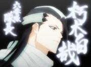 Presentacion de Byakuya