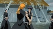 Fade to Black Ichigo vs Hisagi