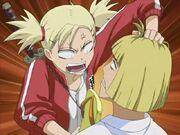 Hiyori y Hirako