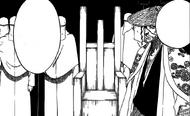 R618 Shunsui proponuje Aizenowi wyjście