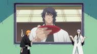 O168 Ichigo i Gin plotkują o Amagaiu