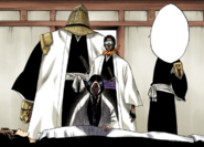 109Komamura and Tosen visit