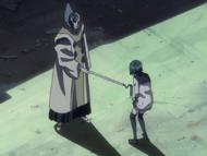 Inaba Attacking Nozomi