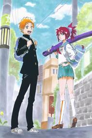 JET Kazui i Ichika