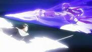 Byakuya vs Kouga-1-