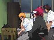O65 Ichigo, Renji, Sado i Uryu zdają trzeci test
